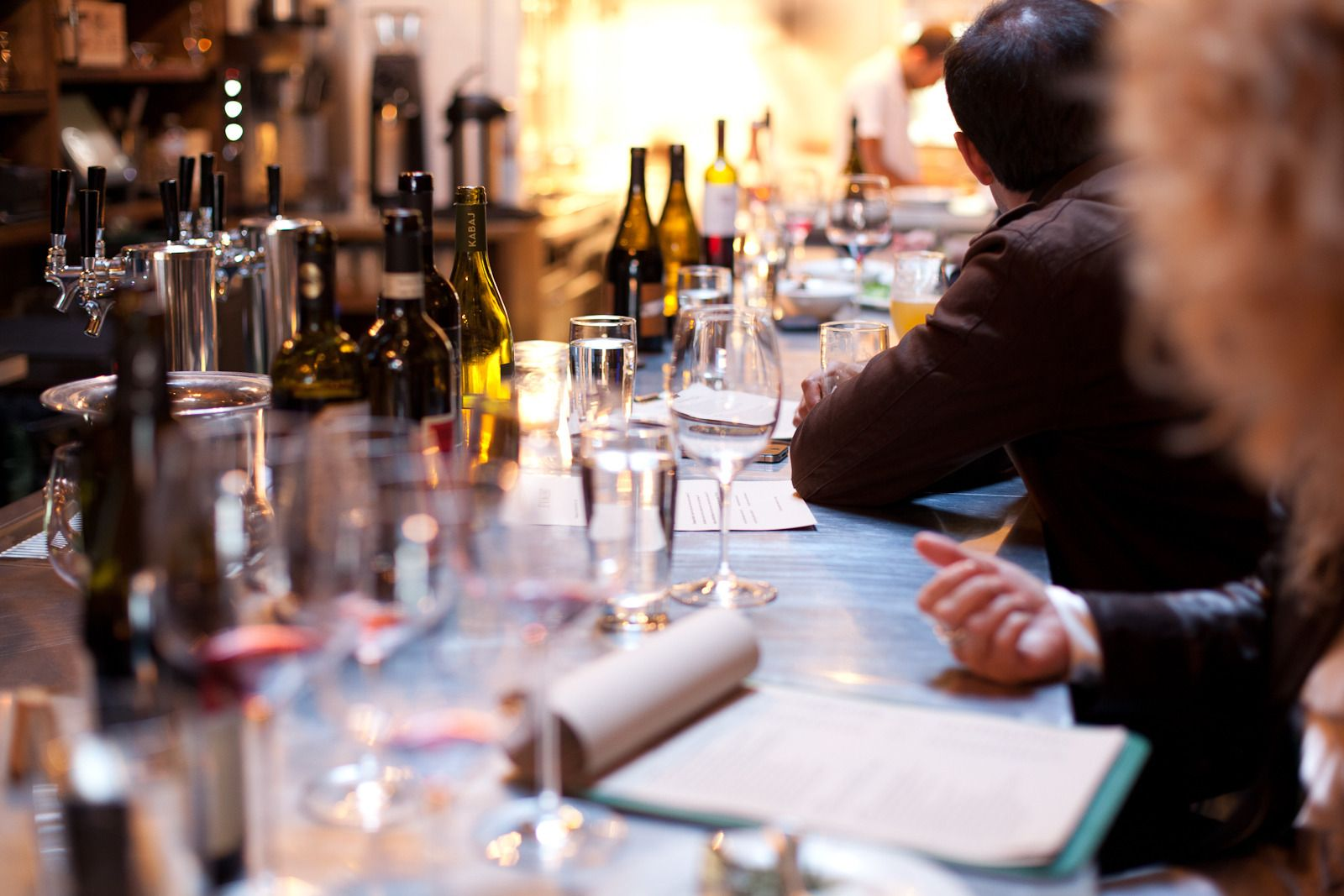 St Vicent Tavern & Wine Merchant, Resto Wine Mengambil Kisah Santo Vincent